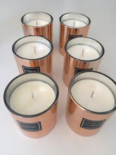 Load image into Gallery viewer, ROSE GOLD CANDLE