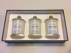 Giftset Trio - RELAX, SLEEP, DREAM
