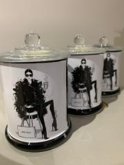 Designer Inspired candle Jimmy - LGE