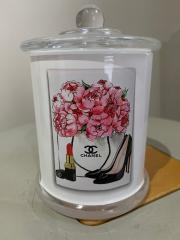 Designer Inspired candle Lipstick & Shoes - LGE