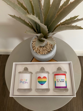Load image into Gallery viewer, Giftset Trio - RAINBOW LOVE