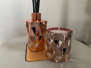 Diamond Diffuser & Candle Gift Set
