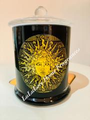 Apollo Sun Symbol Candle - XL