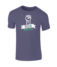 Vegan Revolution Childrens T-Shirt 0067 - Clothing - EchoWears T-Shirts & Accessories