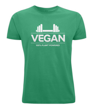 Vegan Plant Powered Mens Vegan T-Shirt 0064 - Clothing - EchoWears T-Shirts & Accessories