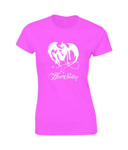Hail Seitan Ladies Fitted Vegan T-Shirt 0075 - Clothing - EchoWears T-Shirts & Accessories