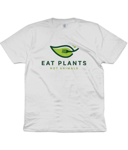 Eat Plants Not Animals Men's / Ladies / Unisex Vegan T-Shirt 0088 - Clothing - EchoWears T-Shirts & Accessories