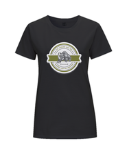 Where I Get My Protein Ladies Fitted Vegan T-Shirt 0086 - Clothing - EchoWears T-Shirts & Accessories