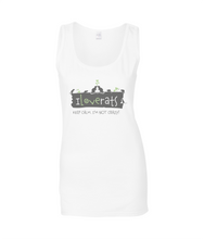 Love Rats Ladies Tank Top T-Shirt 0041 - Clothing - EchoWears T-Shirts & Accessories
