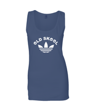 Old Skool Rave Ladies Tank Top T-shirt 0079 - Clothing - EchoWears T-Shirts & Accessories