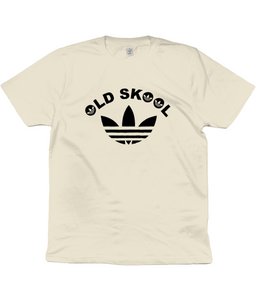 Old Skool Rave Men's/ Ladies / Unisex T-Shirt 0079 - Clothing - EchoWears T-Shirts & Accessories