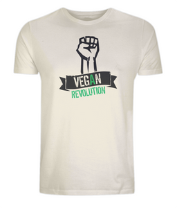 Vegan Revolution Mens / Ladies T-Shirt 0067 - Clothing - EchoWears T-Shirts & Accessories