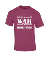 May Out War What is it Good For Mens T-shirt - Clothing - EchoWears T-Shirts & Accessories