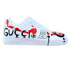 Nike Air Force 1-Inspired by Gucci ghost