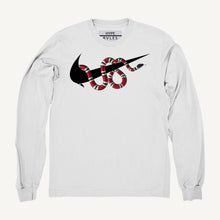 "Sweatshirt- ""logo"" white"
