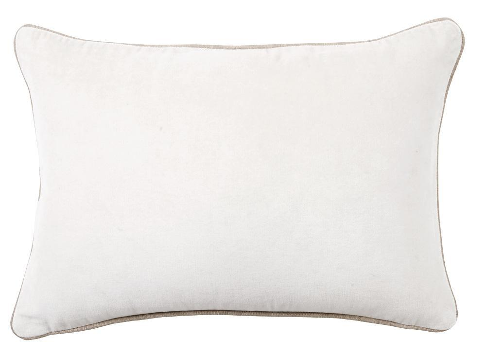 Gabriel Cushion - White