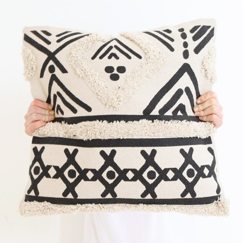 Picasso Tufted Cushion - Square - Collective Sol