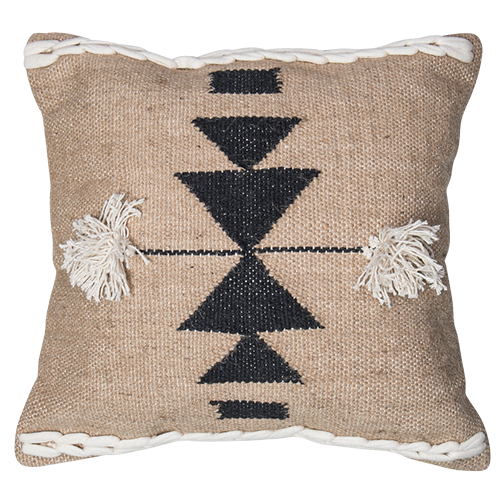 Finlay Cushion - Jute