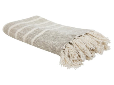 Sol Throw - Natural / Beige