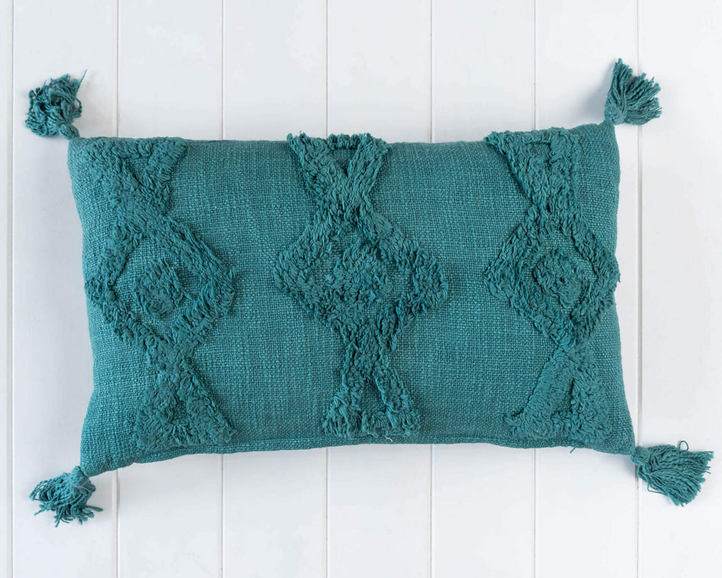 Jaipur Cushion - Green