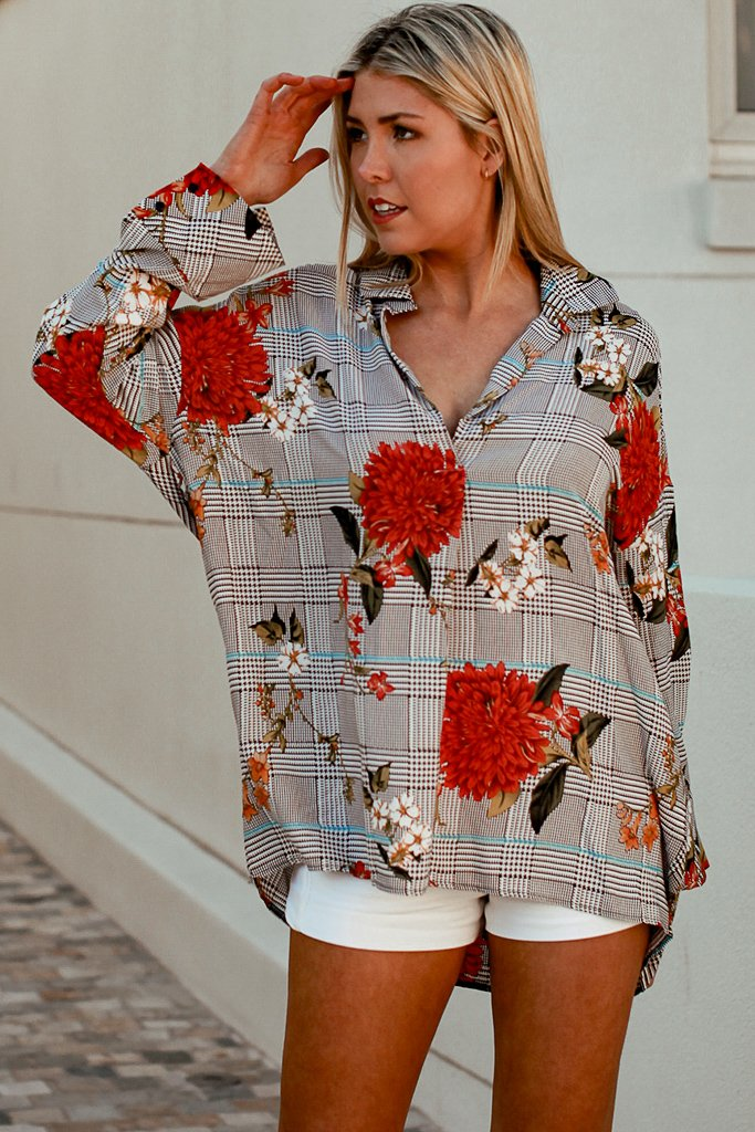 Bloom - Long Sleeve Shirt