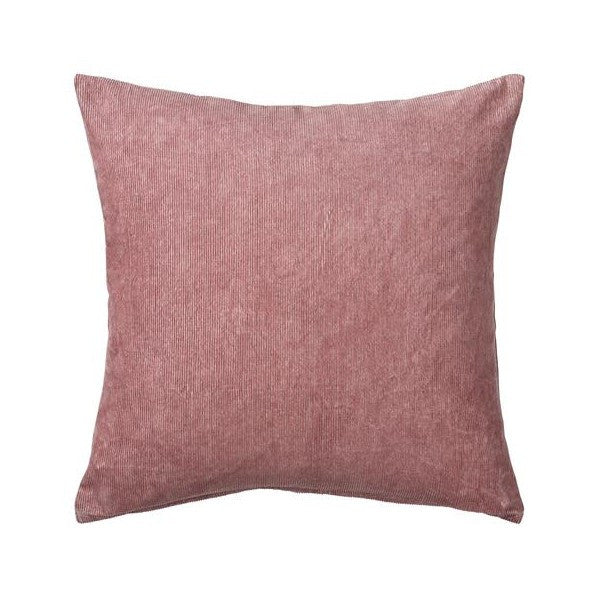 Bloomingville Mauve Corduroy Cushion