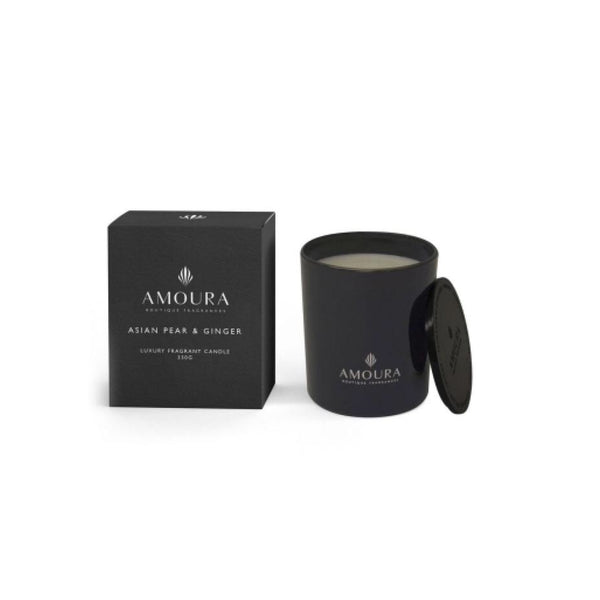 Amoura Candle - Asian Pear & Ginger