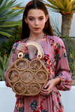 Evelin Handbag - Natural