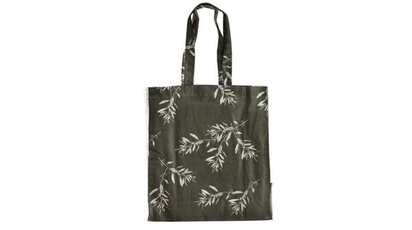 Eco Shopping Tote - Olive Green