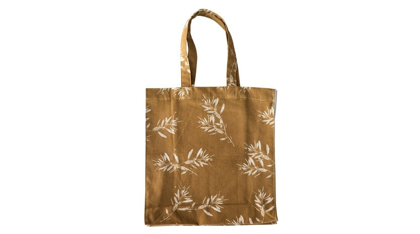 Eco Shopping Tote - Mustard