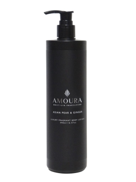 Amoura Body Lotion - Asian Pear and Ginger