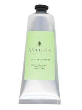 Amoura Hand Cream -  Thai Lemongrass