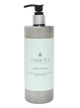 Amoura Body Lotion - French Pear