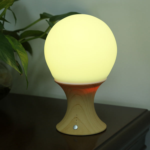 Creative LED Night Light Silicone Colorful Table Lamp