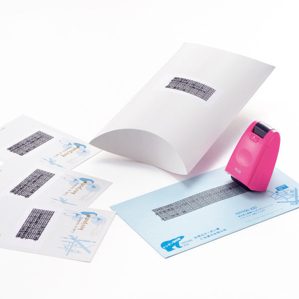 Identity Theft Protection Stamp Seal Roller