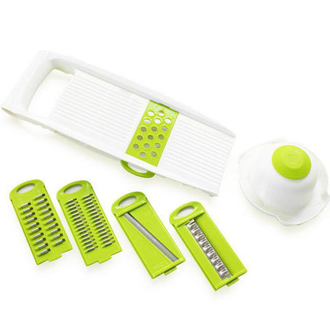Multi Mandoline Vegetable Slicer