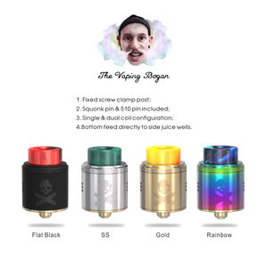 VANDY VAPE BONZA RDA - THE VAPING BOGAN