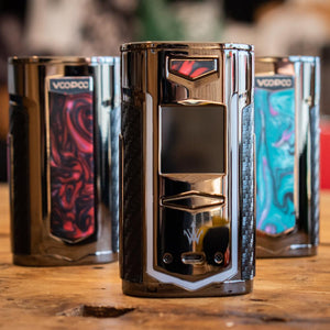 VOOPOO X217 217 WATT WOODY VAPES MOD