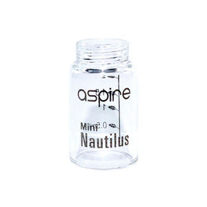 ASPIRE NAUTILUS MINI 2ML REPLACEMENT GLASS