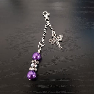 PURPLE DRAGONFLY JAZZLE