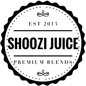 PREMIUM SHOOZI JUICE E-LIQUID 60ML RANGE