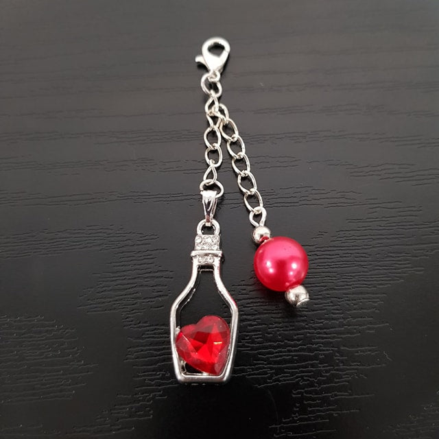 RED MESSAGE IN A BOTTLE JAZZLE