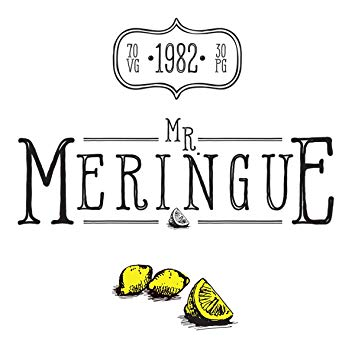 MR & MS MERINGUE 60ML READY TO VAPE