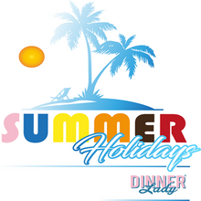 DINNER LADY SUMMER HOLIDAYS 60ML READY TO VAPE