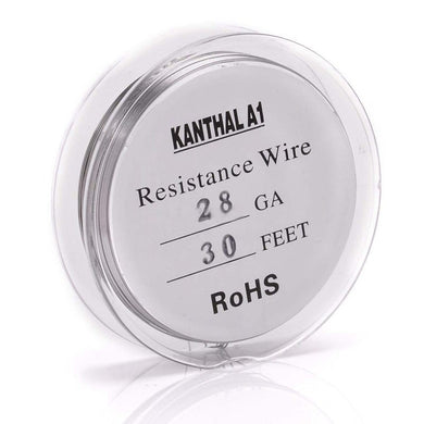 KANTHAL WIRE VARIOUS TYPES (30FT)