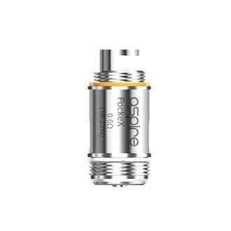 ASPIRE POCKEX U-TECH COILS (5 Pack)