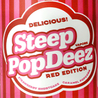 STEEP VAPORS POPDEEZ 60ML READY TO VAPE