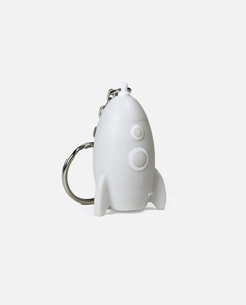 Rocket Key Ring