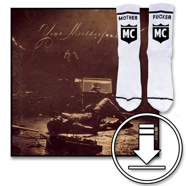 Your Motherfucker Sock Bundle