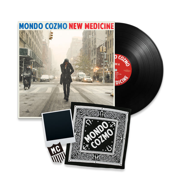 Mondo Cozmo Exclusive New Medicine LP Bundle